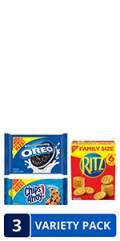 RITZ OREO CHIPS AHOY Variety Pack