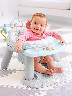 Skip Hop, sente-me no banco do chão, cadeirinhas de bebê para sentar, baby sente-se na cadeira, sente-se