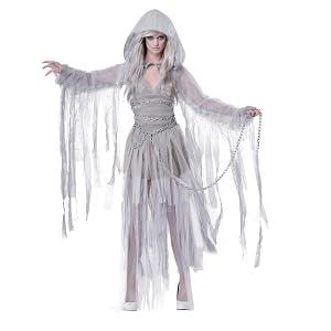 Haunting, Haunted, Ghost, Supernatural, Fallen Angel, Ghostly, Spirit, Soul Taker, Halloween, Womens