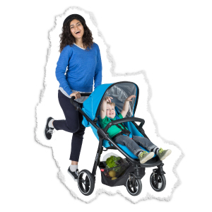 puncture free single compact stroller tires