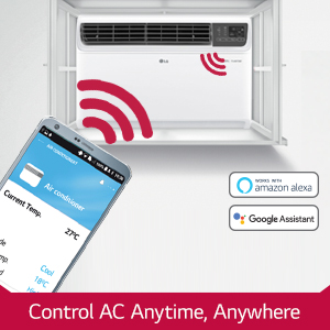 LG ThinQ & Voice Control