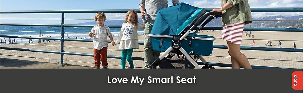 Amo meu assento inteligente