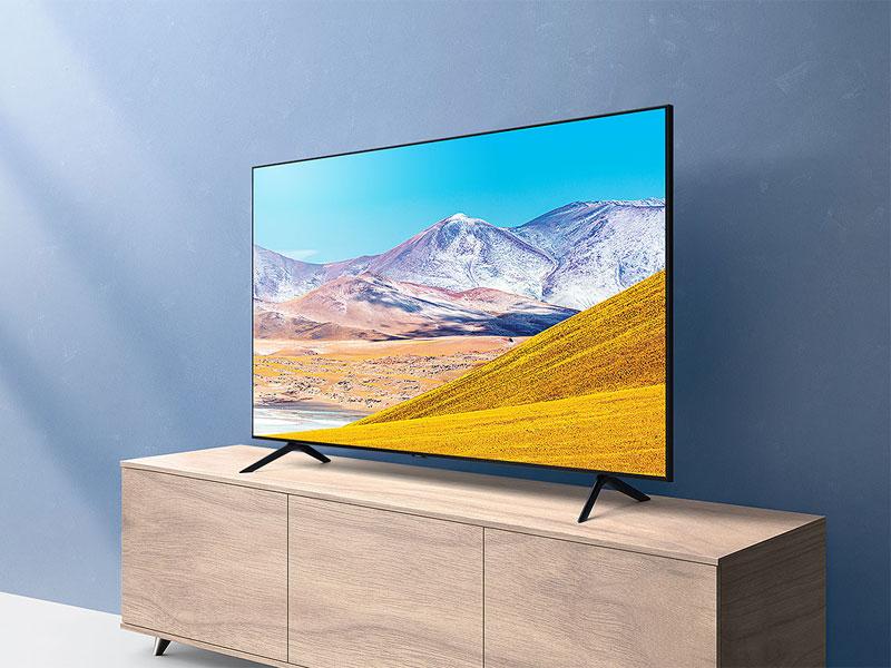 TU8000 Crystal UHD TV