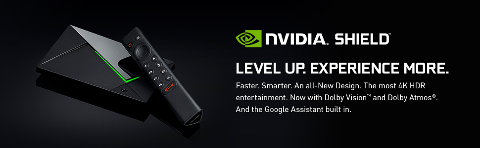nvidia, nvidia kalkanı, kalkan, kalkan tv, 4k hdr, dolby vizyonu, dolby atmos, google asistanı
