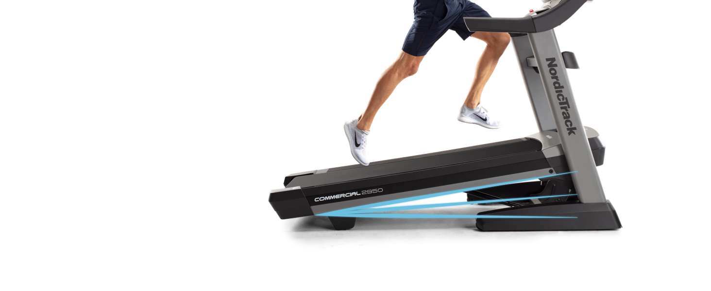 Real-Time Speed and Incline Control