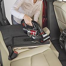 hand vacuum, car vacuum, cordless vacuum, car cleaning, lithium ion, portable, auto