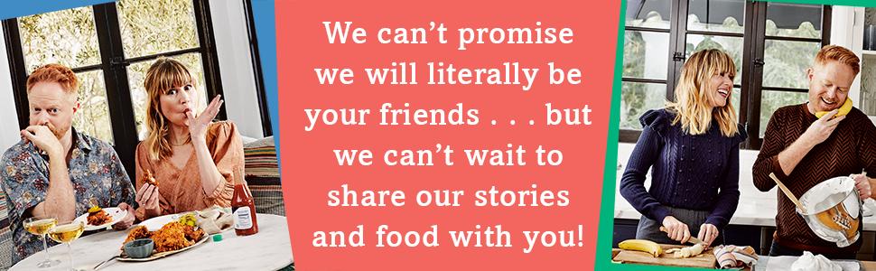 Food Between Friends
