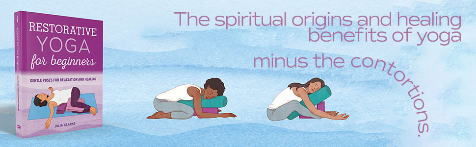 restorative yoga, yoga, yin yoga, yoga nidra, strala yoga, yoga nidra book, yin yoga book