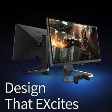 benq mobiuz ex2510 gaming monitor light tuner black equalizer id design scenario mapping