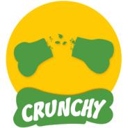 Crunchy food for dog