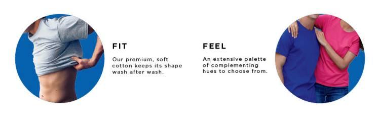 superior fit, superior feel, womens t shirt, womens tees, prinitng t shirt, screen printing, t, tee