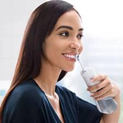 Warum sollte man die Oral-B Aqua Care verwenden?