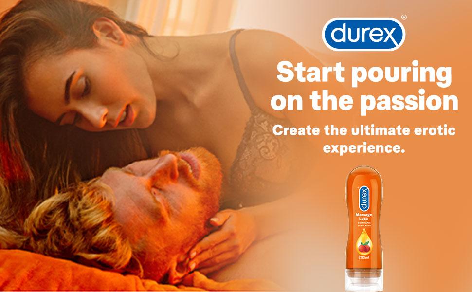 Durex Stimulating Massage Gel