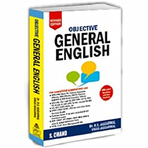 objective general english, competitive exam, competitive books, banking book, ssc, r.s aggarwal