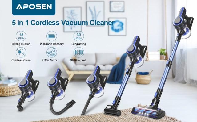 Vacuum Cleaner 1