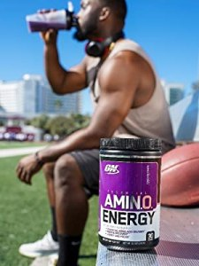 Optimum Nutrition Amino Energy Supplements