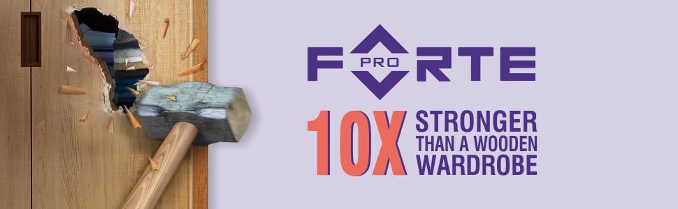 Forte Pro Digital 8L - Strength