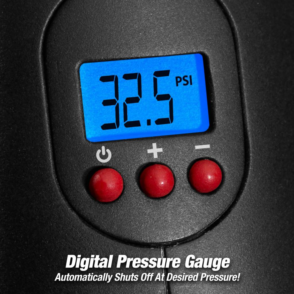 As Seen On TV Air Compressor Review