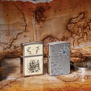 zippo, zippo lighters, nautical lighters, ocean lighters, shipping, ships, ocean waves, deep carve