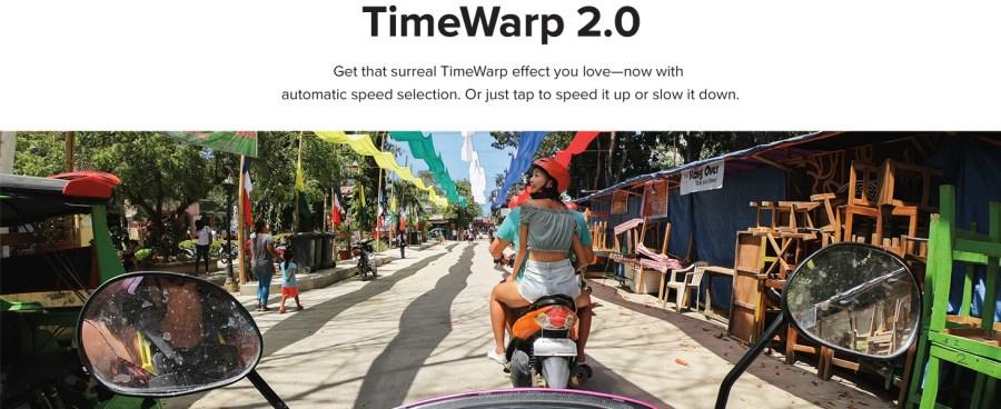 GoPro TimeWarp 2.0