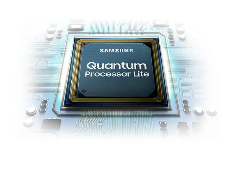 Samsung's Quantum Processor 4K Lite