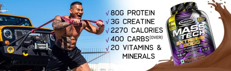 MASS tech, musclebuilding