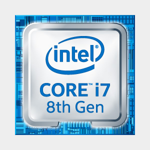 8th Gen Intel Core i7