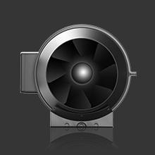 """inline fans 6"""" duct fans 4"""" grow tent fan exhaust fan duct booster"""