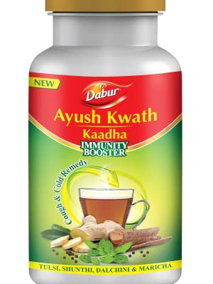 Immunity booster; Immunity ; cough &cold ; ayurvedic kaadha ; kaadha ; ayush kwath kaadha; herbal