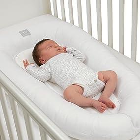 Bebê sleep pod ninho de espuma cos dormir co dormir reductor pod