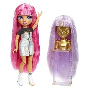 Estúdio de alta costura do arco-íris;  estúdio de moda;  boneca da moda;  presentes para crianças de 9 anos;  presente para meninas;