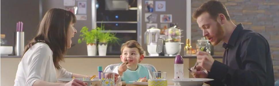 beaba babycook cozinhar fazer comida para bebé comida para bebé fabricante de comida para bebé recipientes de comida para bebé