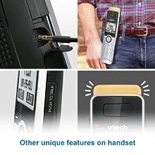 other unique features
