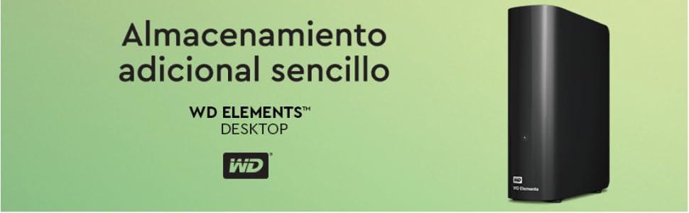 WD Elements 6TB