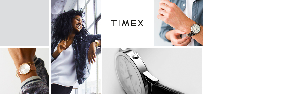 Timex watches watchmakers