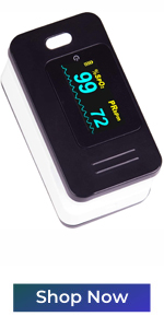 pulse ox oxygen monitor