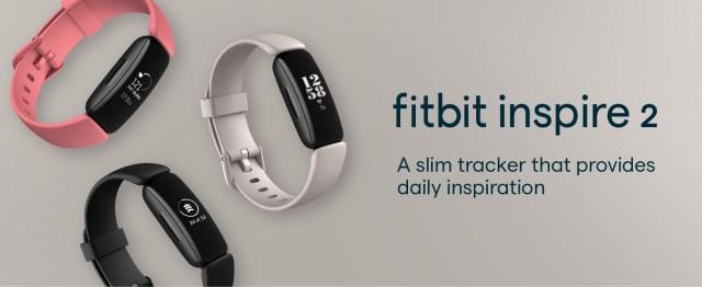 fitbit inspire 2 tracker