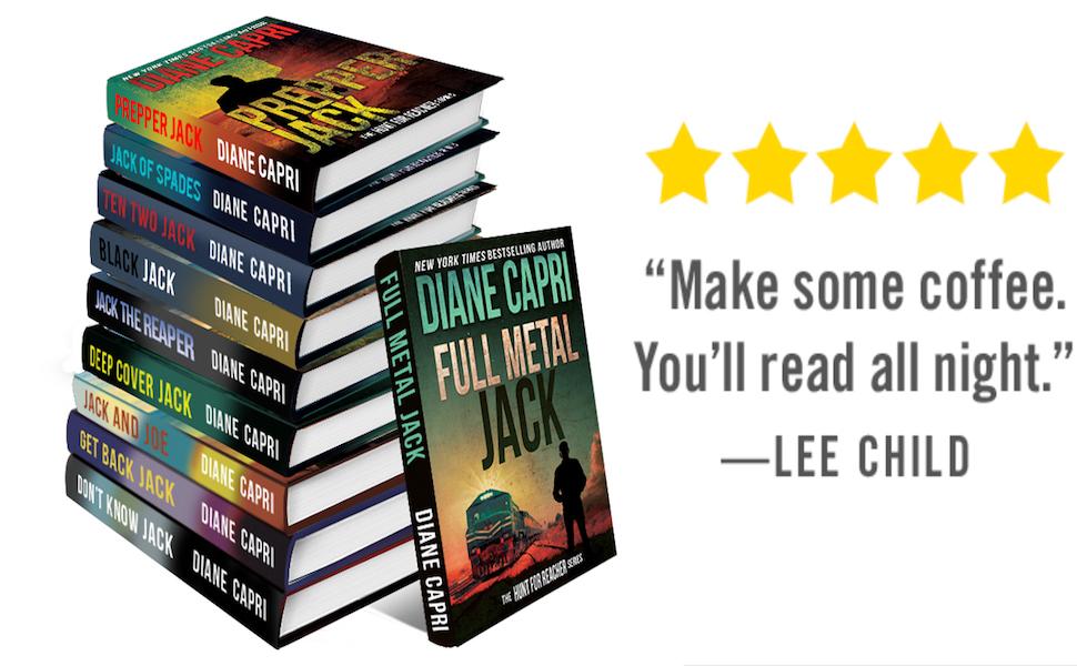 FBI police procedural financial thriller series best new release bargain Jack Reacher Lee Child