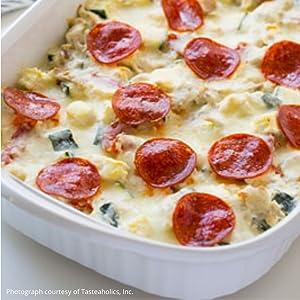keto diet for dummies, chicken pizza casserole, keto recipe, keto diet recipe