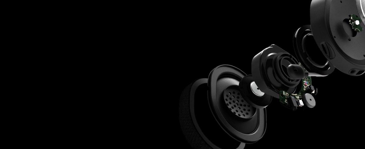 - Arctis 7 speaker interior