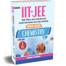 JEE-MAIN & ADVANCED CHAPTER-WISE SOLVED PAPERS: CHEMISTRY