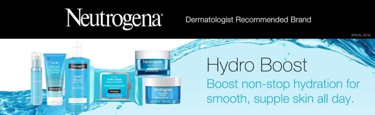 Neutrogena Hydro Boost Hyaluronic Acid for Dry Skin OilFree