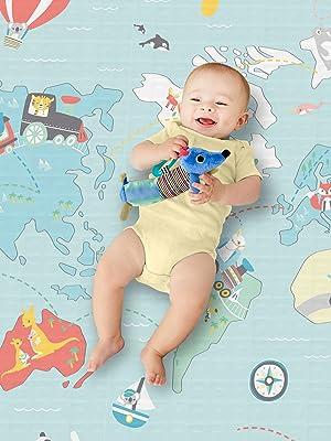 Skip Hop, Baby, Toddlers, Playmats, Foam mats, Waterproof Mat, Toddler Playmat
