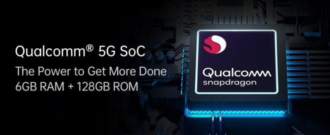 Qualcomm 5G Soc