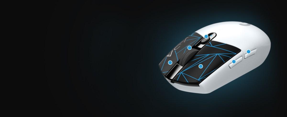 K/DA G305 Mouse