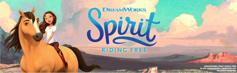 DreamWorks Spirit Riding Free