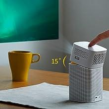 GV1 portable projector