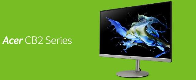 "Acer CB282K Amazon Choice 28"" 4K UHD Radeon Freesync 4ms 60Hz IPS Monitor Display"