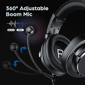 Headphones for meeting