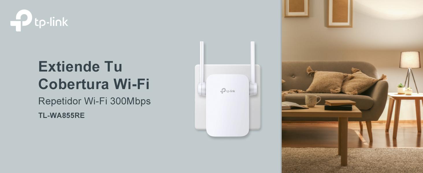 TP-LINK Amplificador Wifi